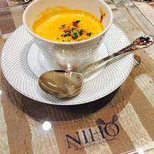 スープ。 五種類から選べる