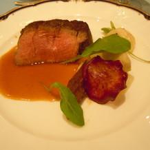 5.肉料理