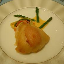 4.魚料理