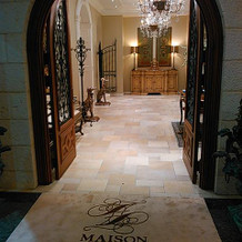 1階入り口から中へ