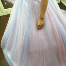 紫のドレス*\(^o^)/*