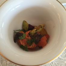 焼き野菜の瞬間マリネアネット風味