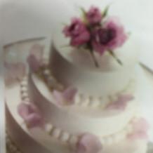 ケーキも素敵