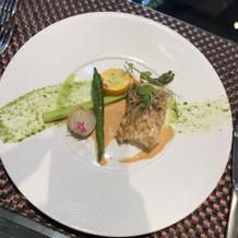 甘鯛を使った魚料理