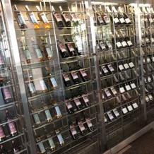 2階ワインセラー
