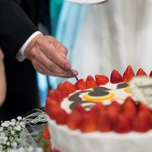 達磨さんのケーキ