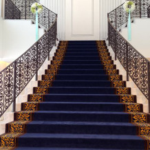 挙式会場からの階段3