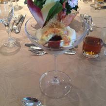 海老と蟹のサラダ