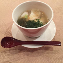 大葉と山葵の鯛茶漬け