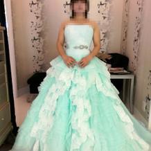 キヨコハタのドレス
