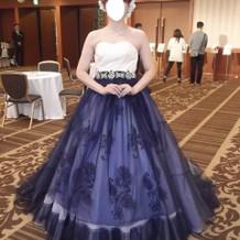 シックなドレス