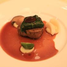 ゲストが大喜び 牛フィレ肉のステーキ