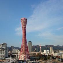 神戸ベイエリアの中央に立地。
