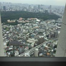 54階からの景色