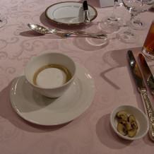 人気のスープ