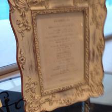 結婚式のカタチが書いてありました。