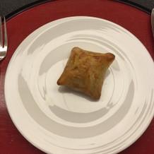 ビーフシチューのパイ包み
