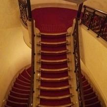 すごい素敵な螺旋階段♪