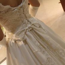 提携店のドレス