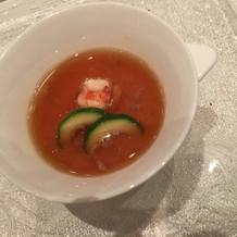 オマールエビの茶碗蒸し 美味!