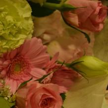 親への贈答花束