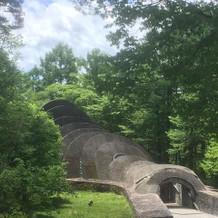 石の教会外観