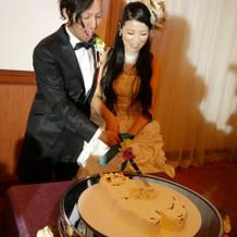 ケーキ入力