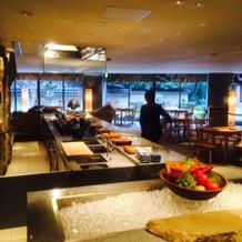 和食を楽しめるレストラン