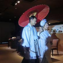 和傘、とても良かったです