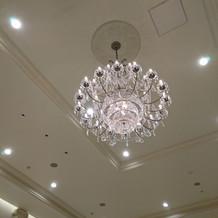 高い天井で音も綺麗に聞こえました。