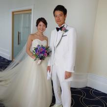 ドレス&タキシード