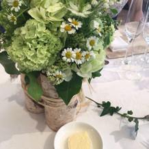 式場にぴったりのお花