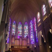 迫力満点、美しい大聖堂