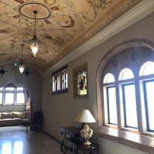 天井も素敵!
