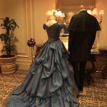 オリジナルカラードレス