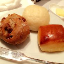 洋食 パン