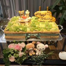 素敵な世界に1つだけのケーキ!