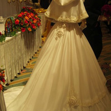美女と野獣のドレス 2Wey