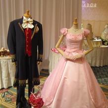 白雪姫のカラードレス