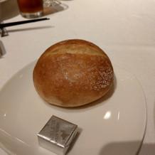 焼きたてパンです。