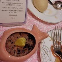 とても美味しかったお赤飯!!