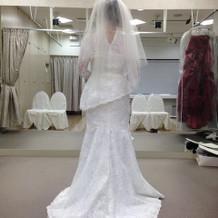 衣装室&ドレス