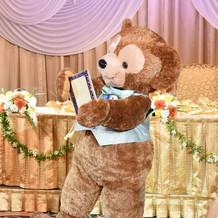結婚誓約書とダッフィー