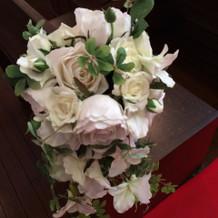 装飾のお花