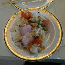 海鮮丼も好評でした