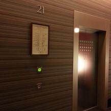 エレベーターの設置台数が多かったです