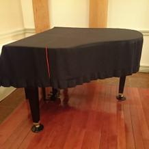 ピアノは一会場のみ