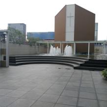 挙式会場ガーデン