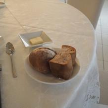 フェア試食 パンは暖かい状態で出てきrt