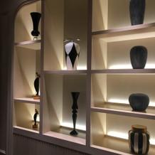 オリジナルの花瓶たち